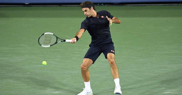 Cincinnati Masters: Playing second match of the day, Federer downs Wawrinka in three-set thriller