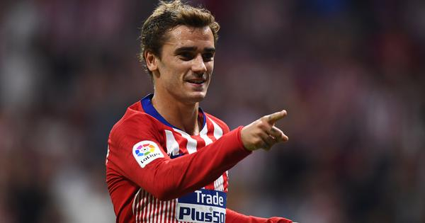 Once linked to the club, Antoine Griezmann heads to Barcelona with struggling Atletico Madrid