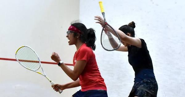 World Junior Squash Championships: Egypt's Farida Mohamed upsets Malaysia's Aifa Azman