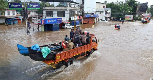Watch: Difficult rescue missions give a glimpse of the challenges in Kerala