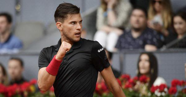 Dominic Thiem downs Gilles Simon in a three-setter to clinch Lyon Open title