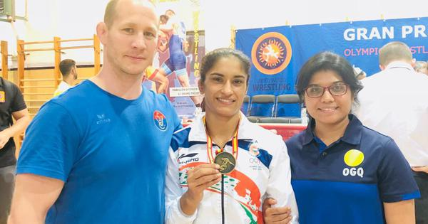 Wrestling: Vinesh Phogat warms up for Asian Games in dominant fashion with gold at Spanish GP