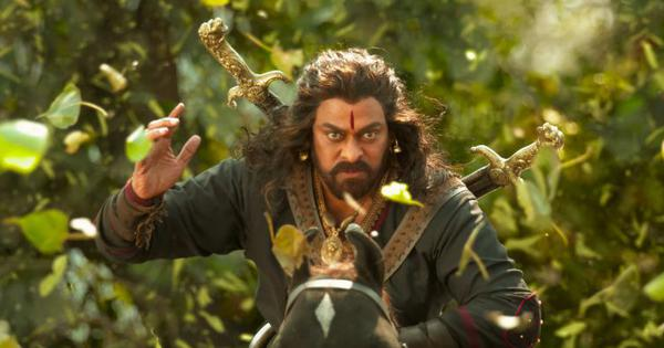 'Sye Raa Narasimha Reddy' teaser: Chiranjeevi takes on the British army