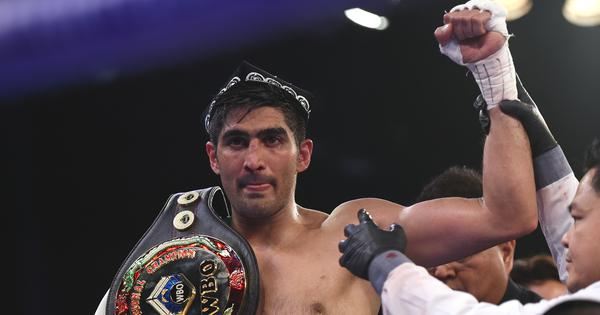 Vijender Singh to face former Commonwealth champion Charles Adamu in 12th professional bout
