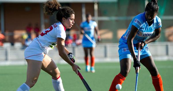Hockey: Anupa Barla's late goal helps India hold Spain to 1-1 draw