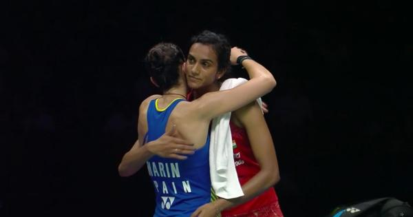 Badminton Worlds: PV Sindhu loses to rampaging Carolina Marin in straight games in the final