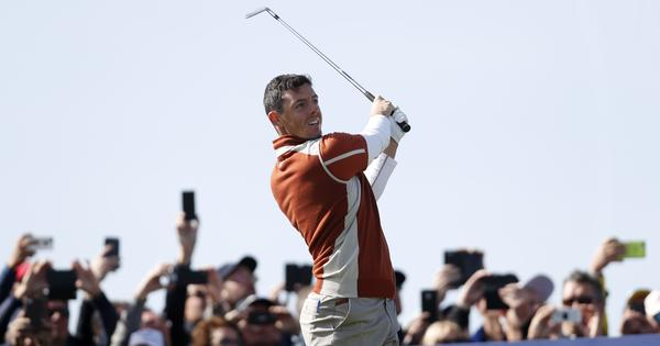 Golf: Disastrous first round leaves Rory McIlroy fighting to make cut in British Open