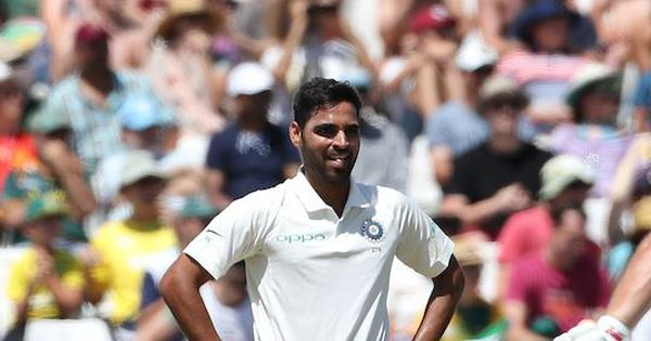The Bhuvneshwar Kumar situation is not ideal, but his recovery now becomes crucial for India