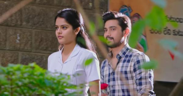 'Lover' teaser: Boy follows girl and love blossoms in Aneesh Krishna's romance