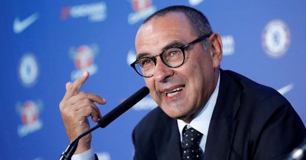 'Crowning moment of a difficult career': Maurizio Sarri feels Juventus role is reward for hard work
