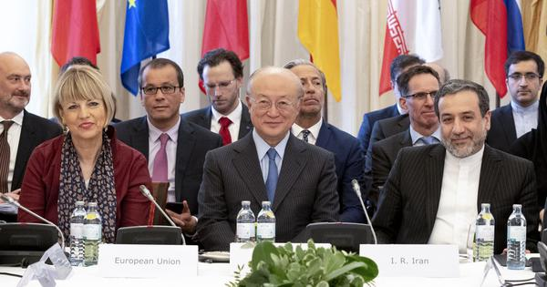 Iran is still complying with terms of 2015 nuclear deal, says UN atomic watchdog