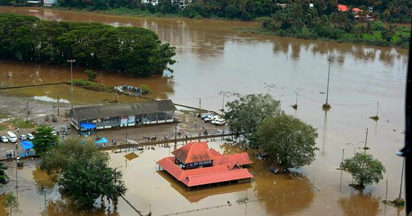 774 people in seven states have died in monsoon floods and rains this year, says Centre