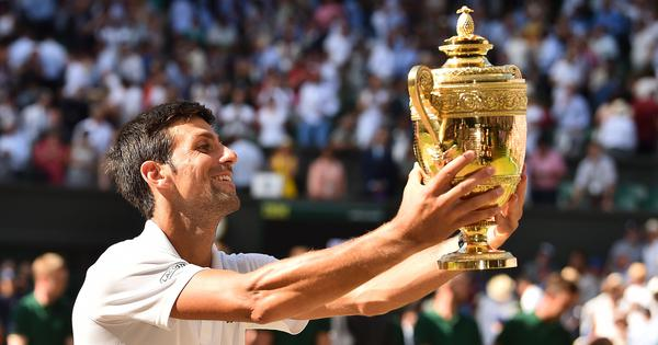 Grass and glory: After 2 years in the wilderness, Djokovic finds his way back with Wimbledon win