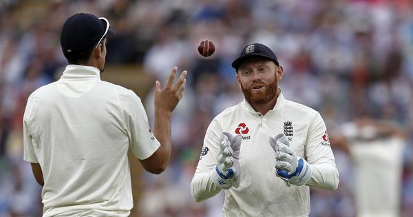 'Too early to talk about 5-0 win': England keeper Bairstow feels India can still turn things around
