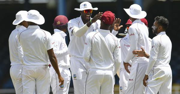 Holder, Chase help West Indies rout Bangladesh to clinch Test series