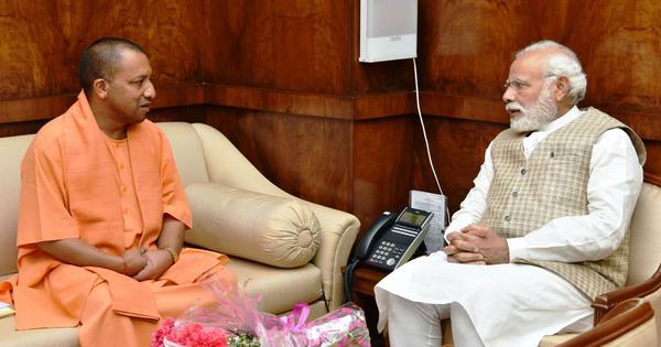 उत्तर प्रदेश : क्या आम चुनाव में भाजपा का सबसे बड़ा दांव आक्रामक हिंदुत्व ही होगा?