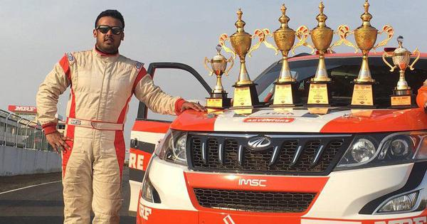 Amittrajit Ghosh to become first Indian to race in FIA European Rally Championship