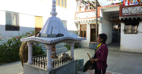 A temple in Himachal Pradesh stands as a beacon of hope for religious tolerance