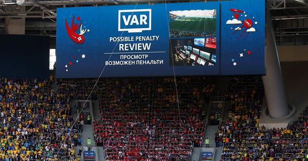 Video Assistant Referee system to be used in 2019 Asian Cup starting from the quarter-finals