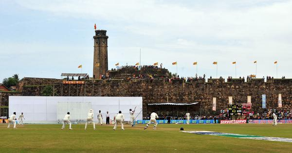 Sri Lanka's Galle cricket stadium could be demolished for heritage laws violation