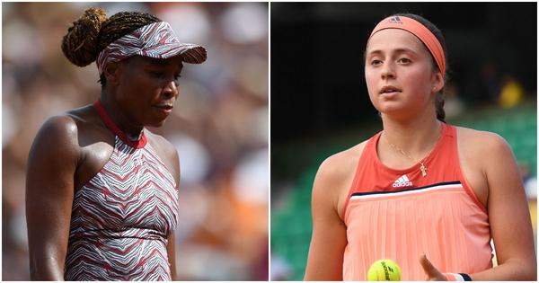 French Open: Venus Williams, Jelena Ostapenko, and the pressure of top-level tennis