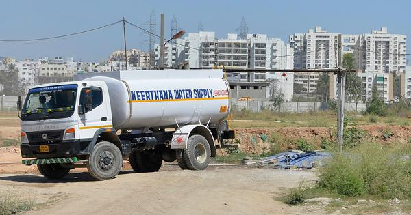 India's colonial legacy almost caused Bengaluru to run out of water