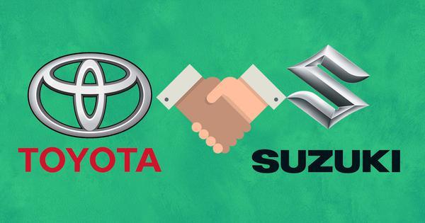 टोयोटा और सुज़ुकी के साथ आने सहित ऑटोमोबाइल से जुड़ी तीन बड़ी खबरें