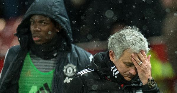 I am the manager, I make the decisions: Mourinho strips Pogba of Man United vice-captaincy