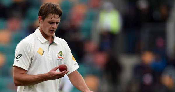 Australia pacer Joe Mennie substituted in County game after blow to head