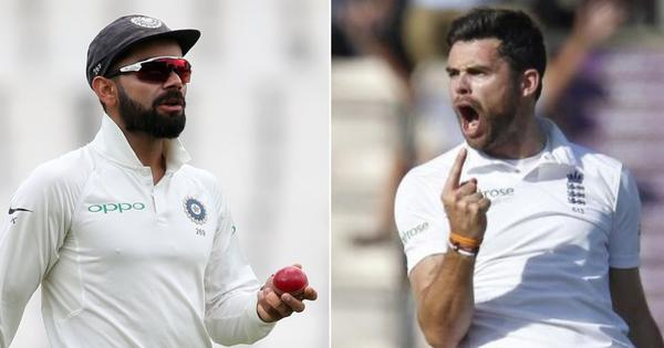 'If Virat says his runs don't matter, he is lying': Anderson fires first salvo ahead of Test series