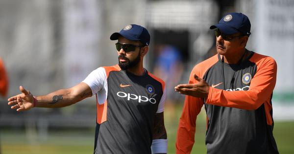 Irrespective of World Cup result, Ravi Shastri will have to go through recruitment process: Report
