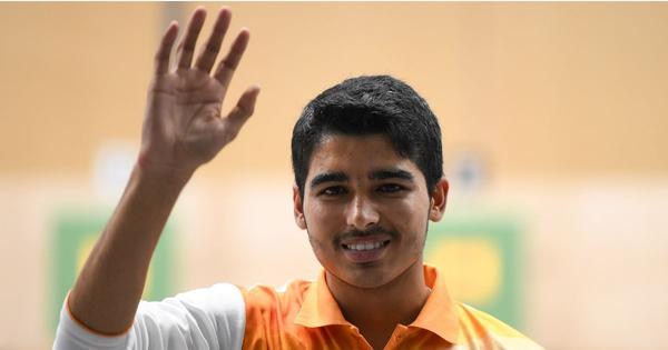 Shooting Nationals: Saurabh Chaudhary wins men's 10m air pistol gold, Sarabjot claims silver