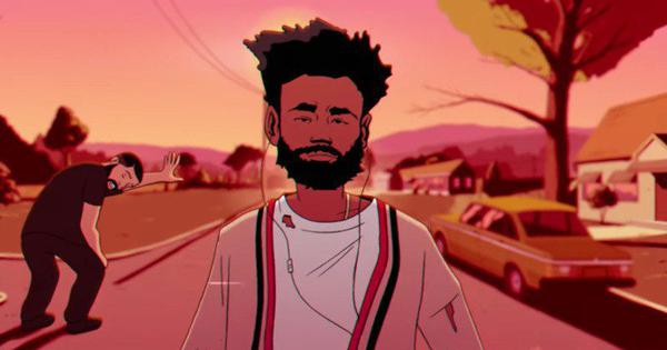 New game: Spot the animated stars in Childish Gambino's video with an enigmatic message