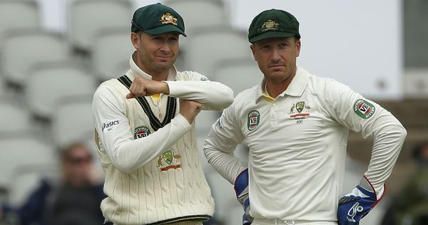 Michael Clarke, Brad Haddin slam India's 'negative' batting tactics on Day 2