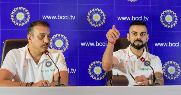 'Don't think anyone has said no to me as much as him': Virat Kohli denies Ravi Shastri is a yes-man