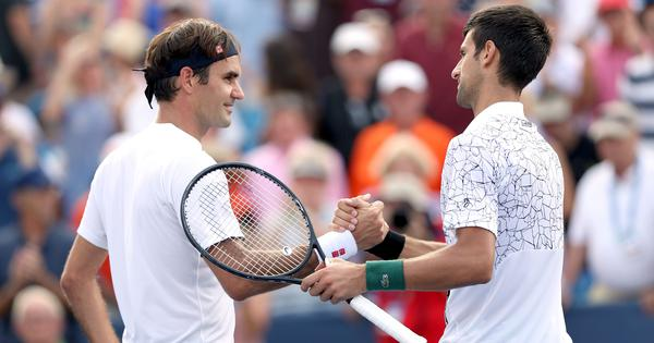 Rivals turn partners: Federer and Djokovic to play doubles on first day of Laver Cup