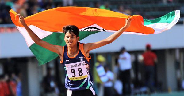 Asian junior athletics: Middle-distance runner Anu Kumar bags India's third gold medal in Japan
