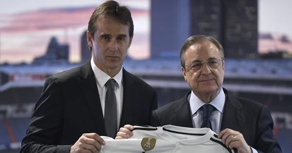 No Ronaldo, no Zidane: Julen Lopetegui era at Real begins with a Madrid derby in Super Cup