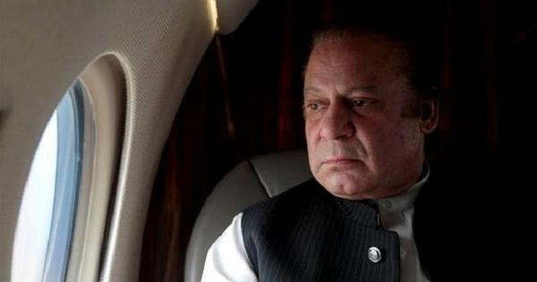 Pakistan: Leaders of Nawaz Sharif's party charged with terrorism, inciting violence