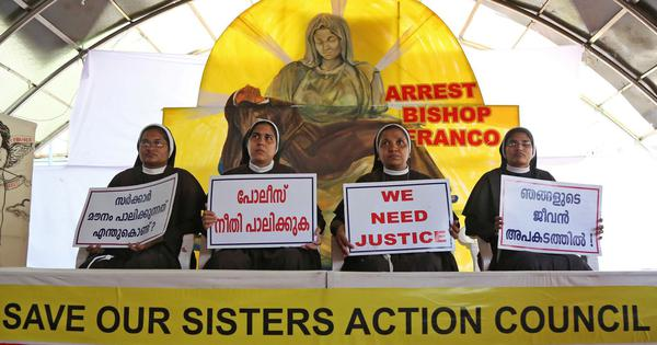 Kerala: Expelled nun Lucy Kalappura files case against priest, five nuns for trying to defame her