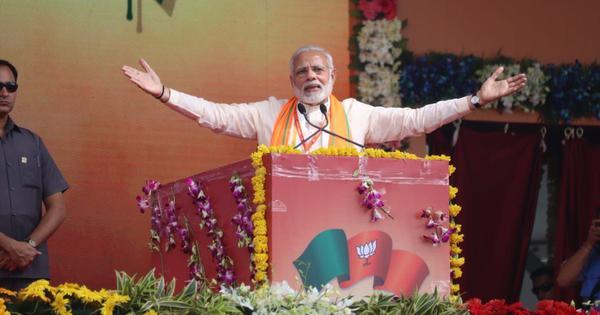 प्रधानमंत्री नरेंद्र मोदी द्वारा कांग्रेस को नक्सल समर्थक बताए जाने सहित आज के बड़े बयान
