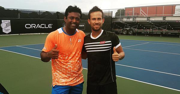 Indian tennis roundup: Leander reaches St Petersburg quarters, Ramkumar knocked out of Challenger
