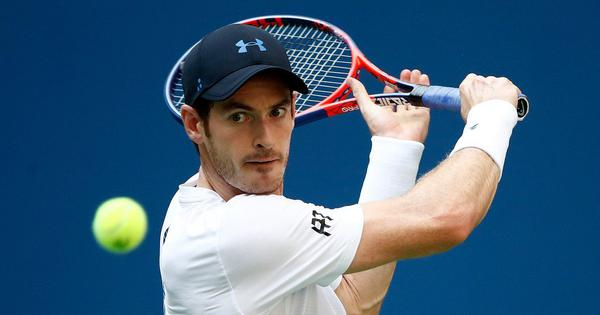 Tennis: Hope to be playing singles at some point this year, says Andy Murray