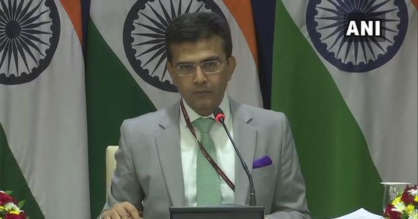 न्यूयॉर्क में भारत और पाकिस्तान के विदेश मंत्रियों की मुलाकात होगी