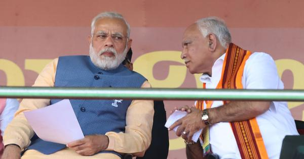 The big news: Yeddyurappa rejects claims of paying Rs 1,800 crore as bribes, and 9 other top stories