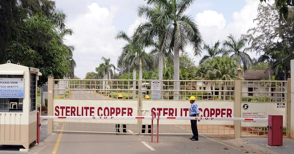Vedanta moves Madras High Court seeking to restore power supply to Sterlite Copper plant