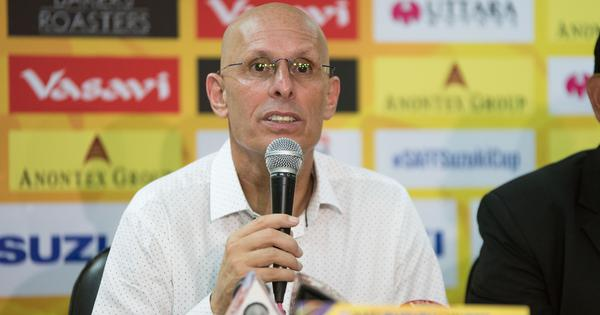 India didn't do enough to win the SAFF Cup final against Maldives, says coach Stephen Constantine