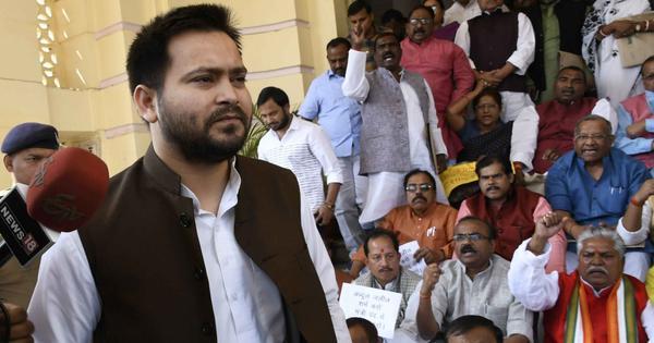 'Doors closed to Nitish Kumar': Tejashwi Yadav rules out alliance with Janata Dal (United)