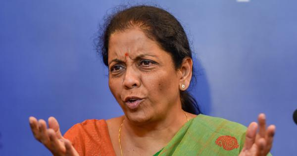 HAL was dropped from Rafale deal by Congress government itself, says Nirmala Sitharaman