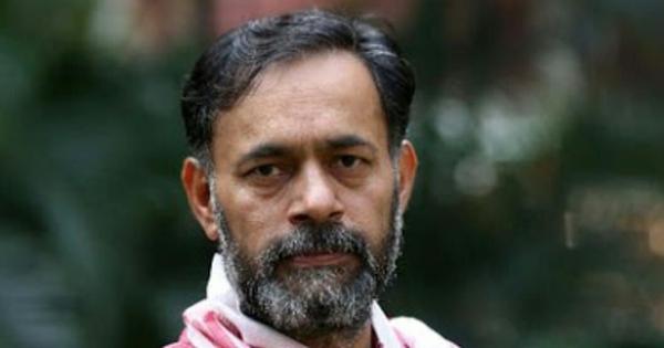 विपक्षी महागठबंधन खोख़ले लोगों का जमावड़ा है, जिनकी कोई विचारधारा नहीं : योगेंद्र यादव